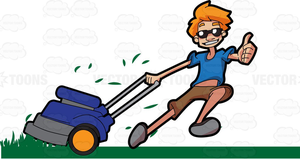 clipart of man cutting grass free images at clker com vector rh clker com man cutting grass clip art