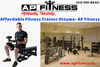 Affordable Fitness Trainer Ottawa Ap Fitness Image