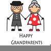 Free Grandparents Day Clipart Image