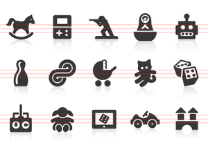 0137 Toy Icons Image