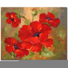 Poppies Art Canvas Image