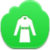 Free Green Cloud Coat Image