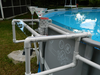 Aboveground Swimming Pool Clipart Image