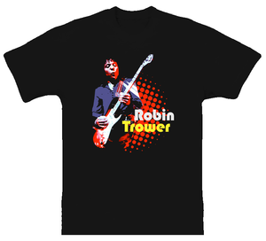 Guitar T-shirt Image