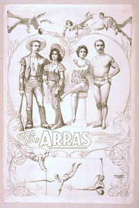 Syra And Rolf Arras Transformation Gymnastic Novelty. Image