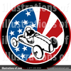 Soapbox Derby Clipart Image