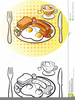 Free Clipart Breakfast Foods Image