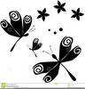 Free Clipart Of Dragonflies Image