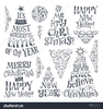 Free Clipart Happy New Year Text Image
