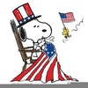 Usa Flag Inspired Clipart Image