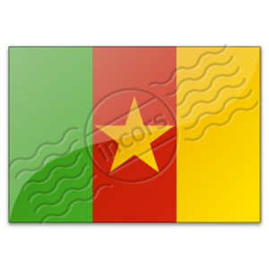 Flag Cameroon 3 Image