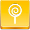Free Yellow Button Lollipop Image