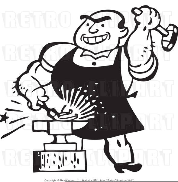 Blacksmith Clipart Free Free Images At Clker Com