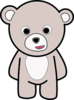 Teddy Bear Outline Md Image