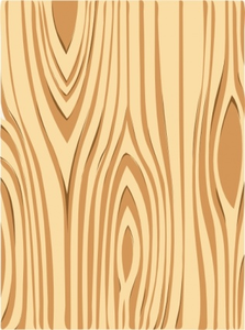 Wood Pattern Grain Texture Clip Art Image