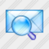 Icon Email Unread Search Image