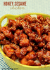 Honey Sesame Chicken Image