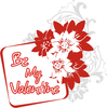 Be My Valentine Banner 2 Image