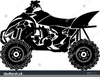 Clipart Four Wheelers Image