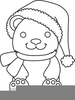 Black And White Clipart Teddy Bears Image