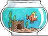 Free Clipart Of Aquarium Fish Image