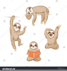 Animated Monkeys Clipart Image