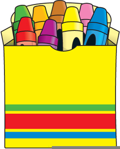 Pack Of Crayons Clipart | Free Images at Clker.com ...
