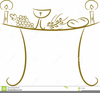 Traditional Clipart For Communion Image
