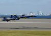 The U.s Navy S Flight Demonstration Team, The Blue Angels, Take Flight . Image