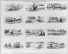 Buffords Comic Sheet No. 419 Rowing Image