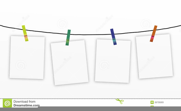 Empty Clothesline Clipart | Free Images at Clker.com ...