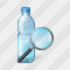 Icon Water Bottle Search Image