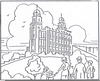 Clipart Pictures Of Lds Temples Image