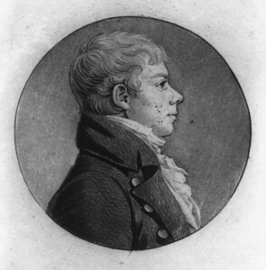 [walter Jones, Head-and-shoulders Portrait, Right Profile] Image