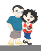 Uncle And Aunt Clipart Image