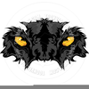 Cougar And Clipart Image