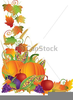 Free Clipart Fall Leaves Border Image