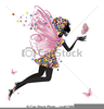 Flower Fairy Clipart Free Image