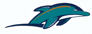 Dolphins Design Image