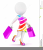 Free Fashion Girl Clipart Image