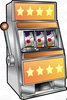 Clipart Of Slot Machines Free Image