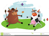 Bull Or Cow Clipart Image