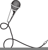 Free Radio Microphone Clipart Image