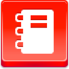 Free Red Button Icons Notepad Image