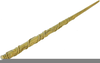 Harry Potter Wand Clipart Image