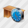 Icon Computer Desktop Clock Image