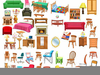 Free Clipart Household Furnishings Image