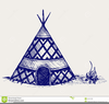 American Indian Patterns Clipart Image