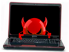Devil Laptop Image