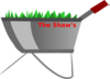The Shaws Wheelbarrow Clip Art